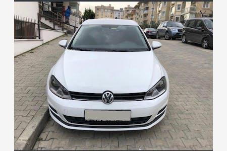 Kiralık Volkswagen Golf 2016 , İstanbul Beylikdüzü