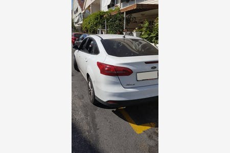 Kiralık Ford Focus 2016 , İstanbul Beylikdüzü