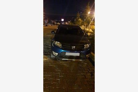 Kiralık Dacia Sandero Stepway 2013 , İzmir Bergama