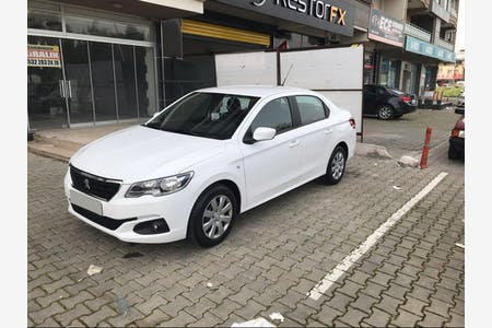 Kiralık Peugeot 301 2017 , Konya Ereğli