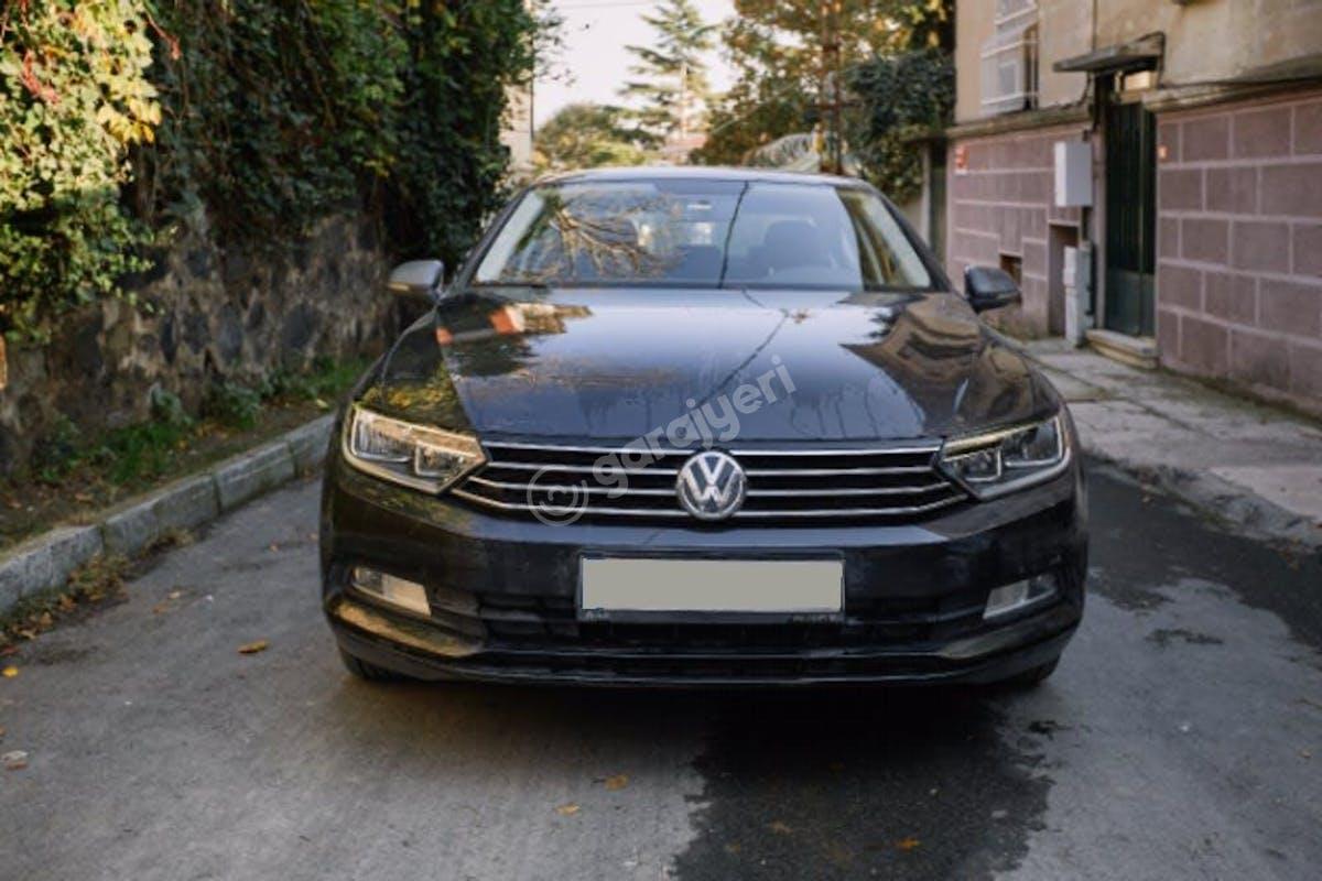 Volkswagen Passat Zeytinburnu Kiralık Araç 2. Fotoğraf