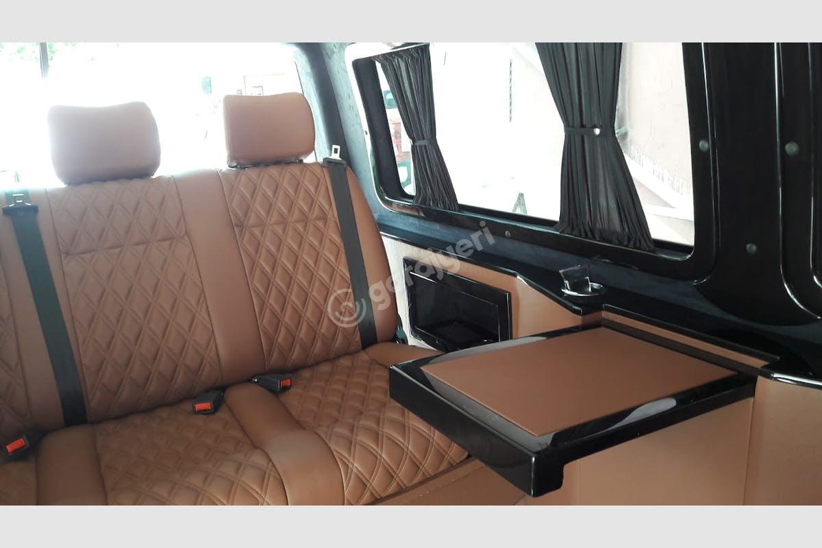 Volkswagen Transporter Atatürk Havaalanı Kiralık Araç 3. Fotoğraf