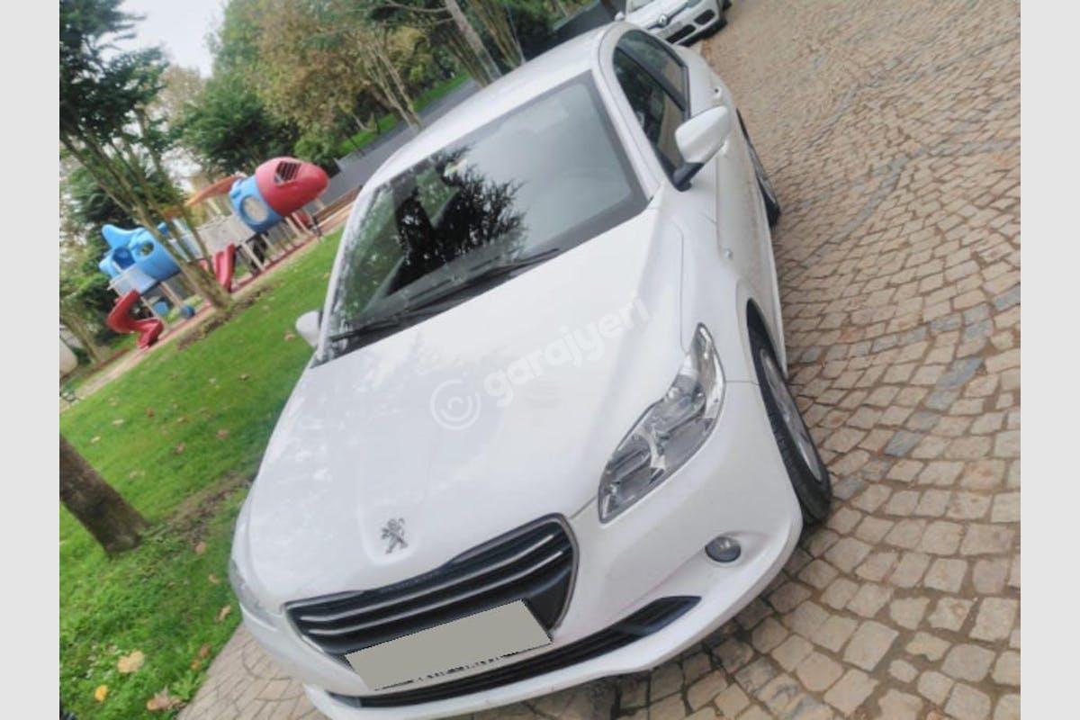 Peugeot 301 Beykoz Kiralık Araç 1. Fotoğraf