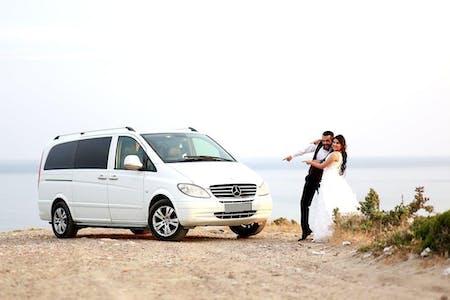 Kiralık Mercedes - Benz Vito 2009 , İzmir Çiğli