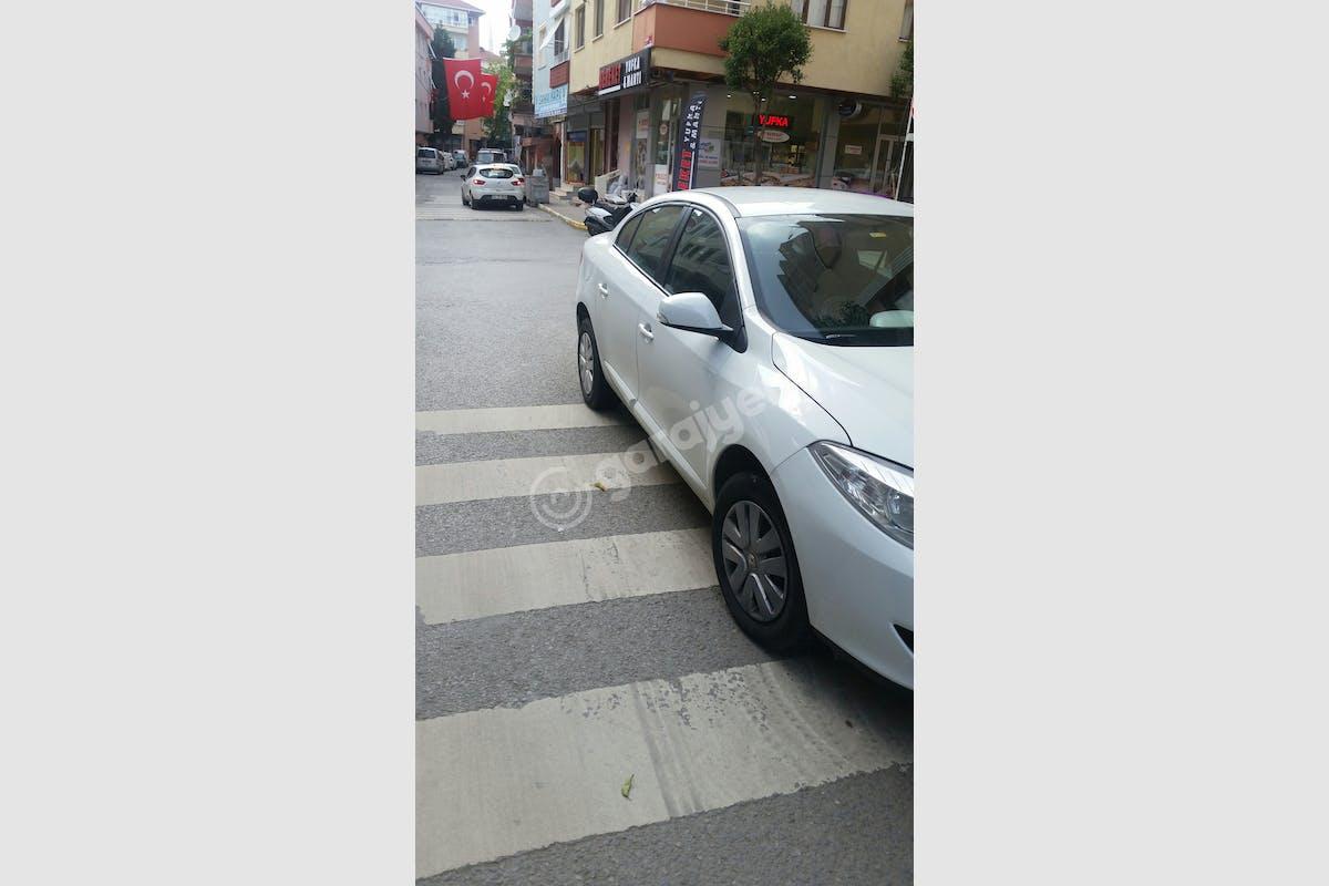 Renault Fluence Pendik Kiralık Araç 3. Fotoğraf