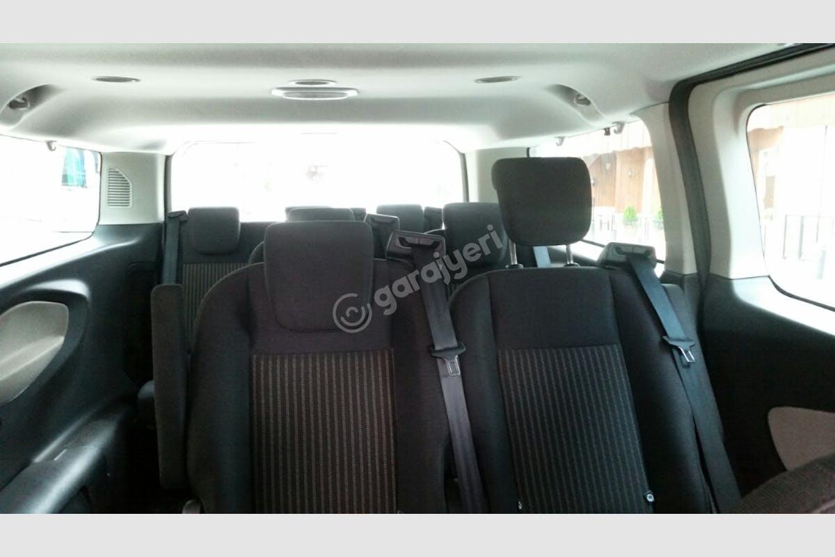 Ford Tourneo Custom Beykoz Kiralık Araç 5. Fotoğraf