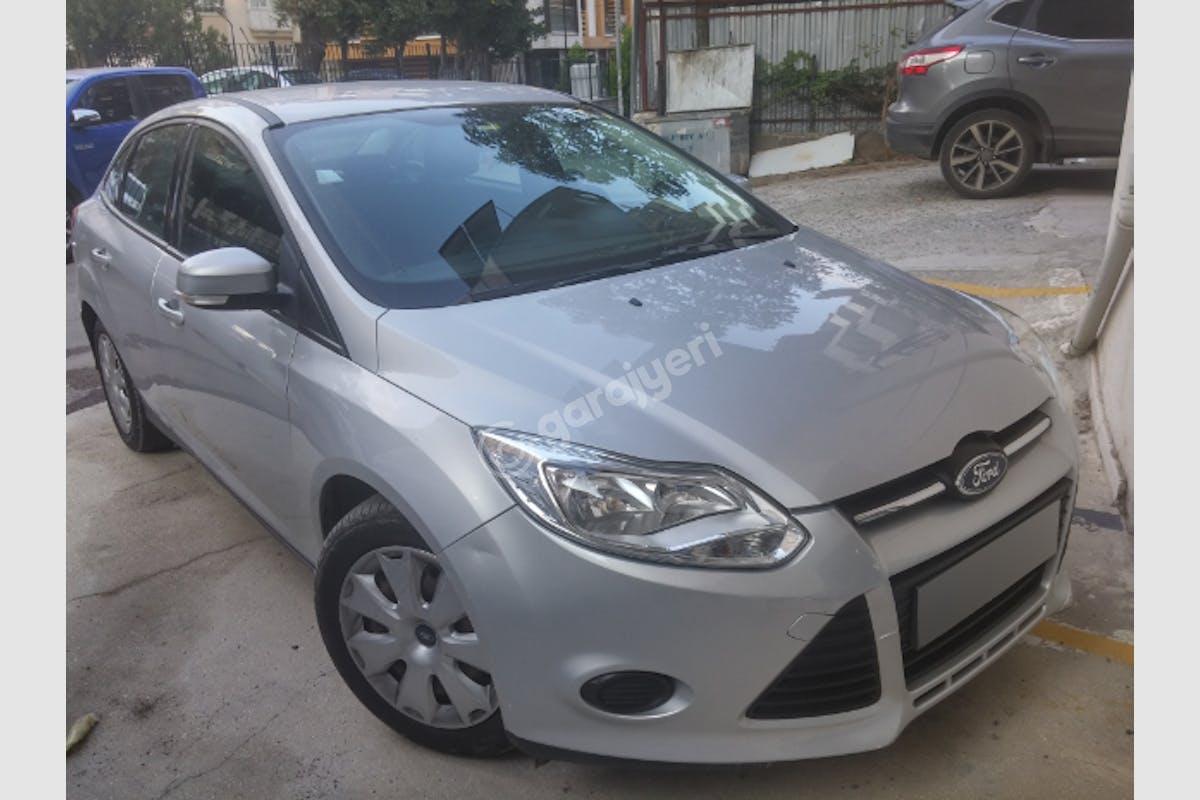 Ford Focus Kadıköy Kiralık Araç 1. Fotoğraf