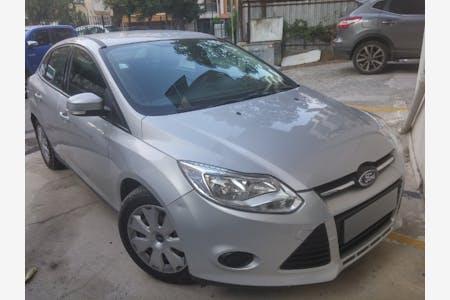 Kiralık Ford Focus , İstanbul Kadıköy