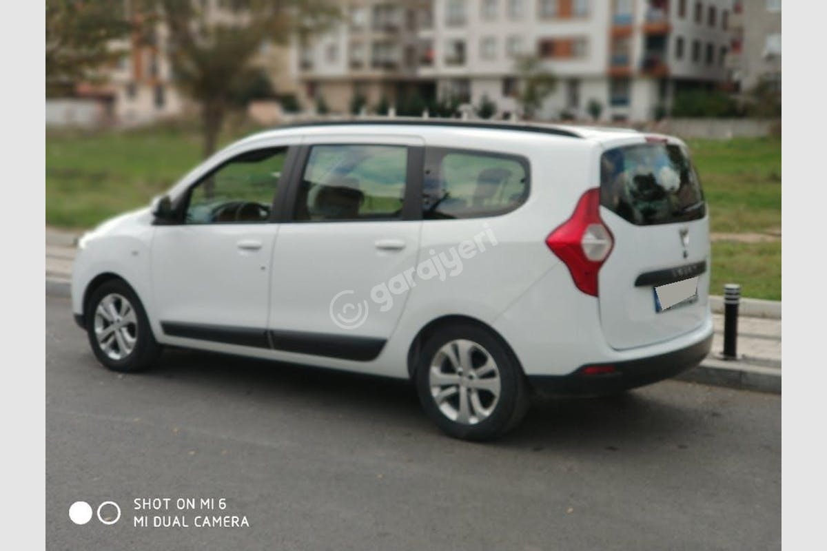 Dacia Lodgy Pendik Kiralık Araç 4. Fotoğraf