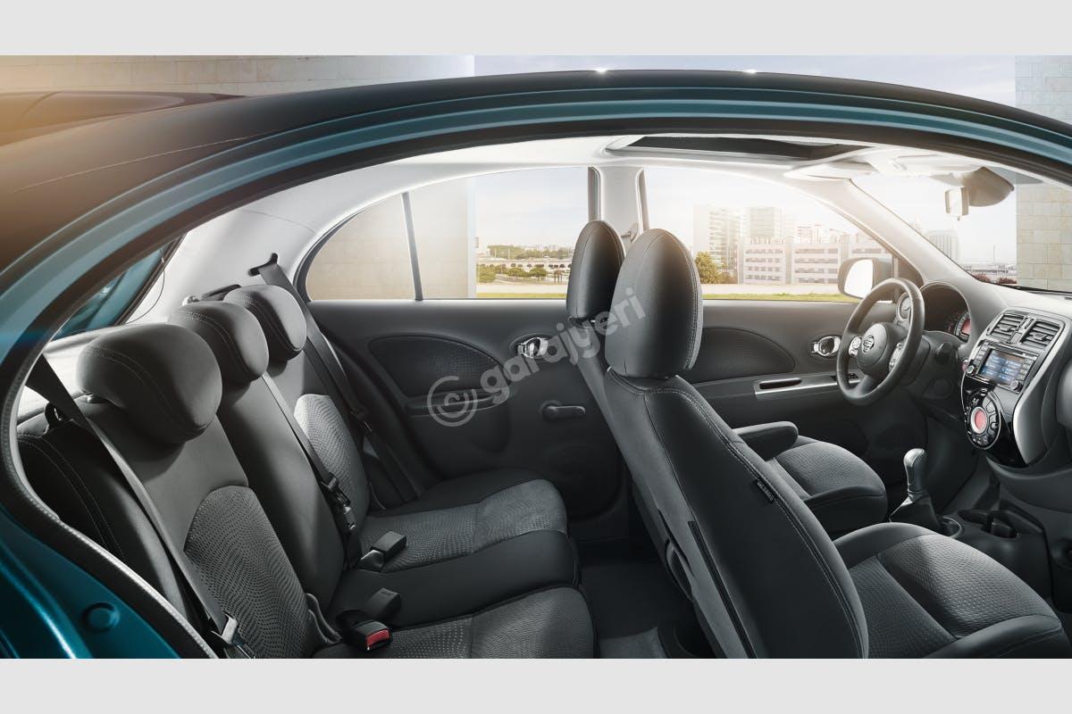 Nissan Micra Şişli Kiralık Araç 3. Fotoğraf