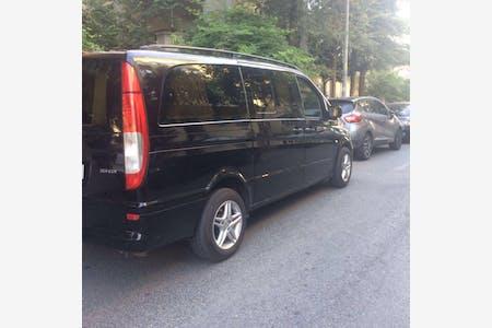 Kiralık Mercedes - Benz Vito , İstanbul Bakırköy