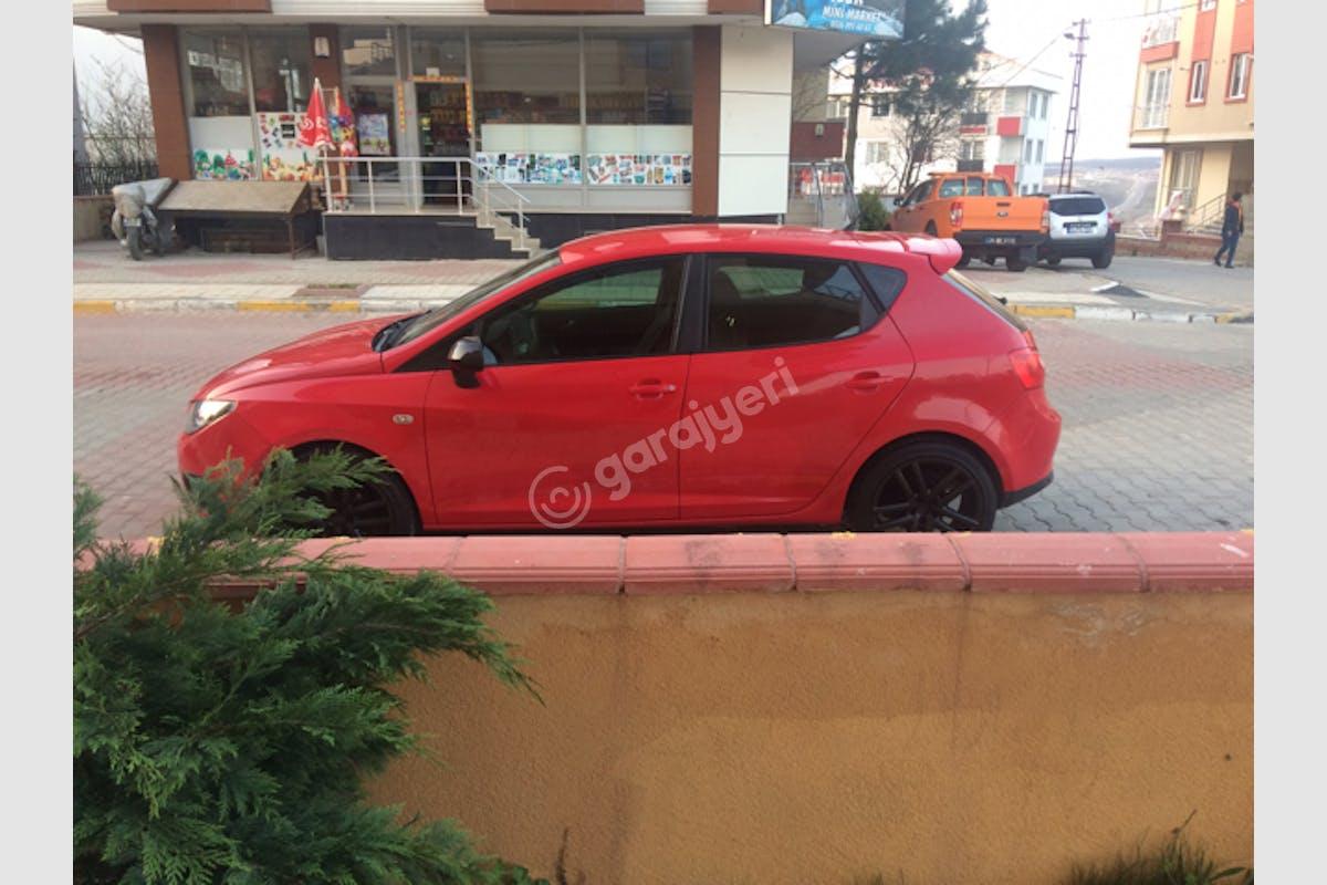 Seat Ibiza Ümraniye Kiralık Araç 5. Fotoğraf