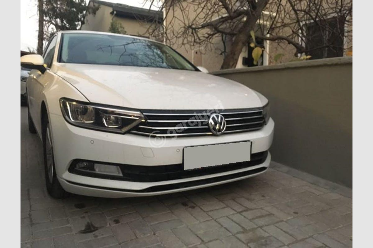 Volkswagen Passat Sarıyer Kiralık Araç 3. Fotoğraf