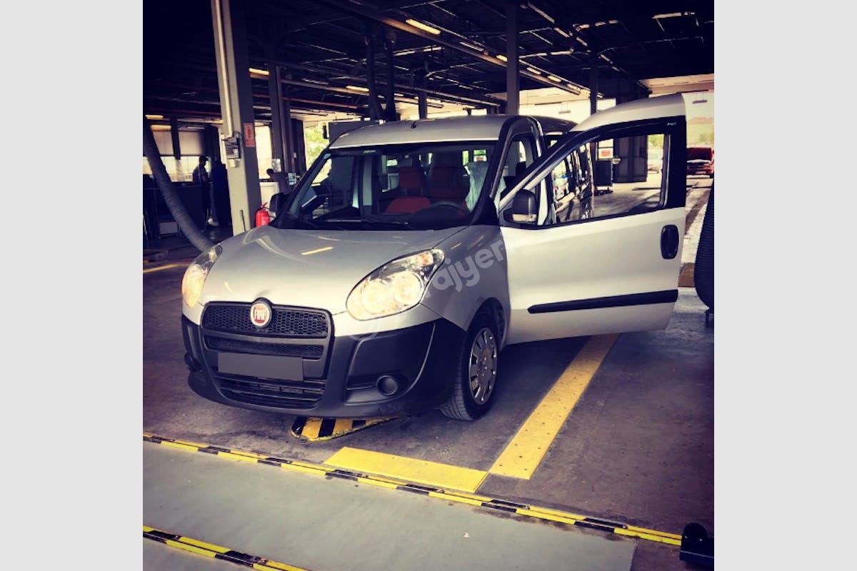 Fiat Doblo Başiskele Kiralık Araç 2. Fotoğraf