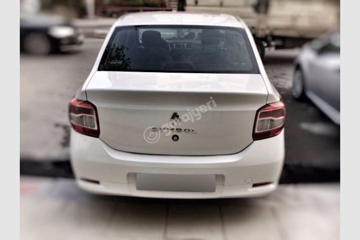 Renault Symbol Kartal Kiralık Araç 8. Fotoğraf