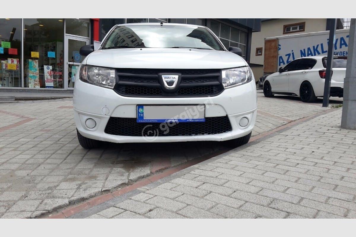 Dacia Sandero Bağcılar Kiralık Araç 1. Fotoğraf