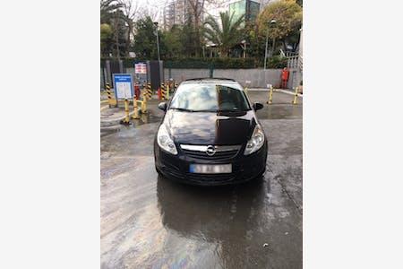 Kiralık Opel Corsa , İstanbul Bahçelievler