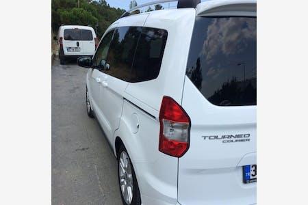 Kiralık Ford Courier 2015 , İstanbul Sarıyer