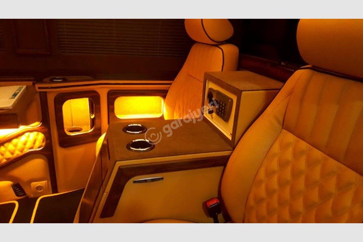Mercedes - Benz Vito Üsküdar Kiralık Araç 3. Fotoğraf
