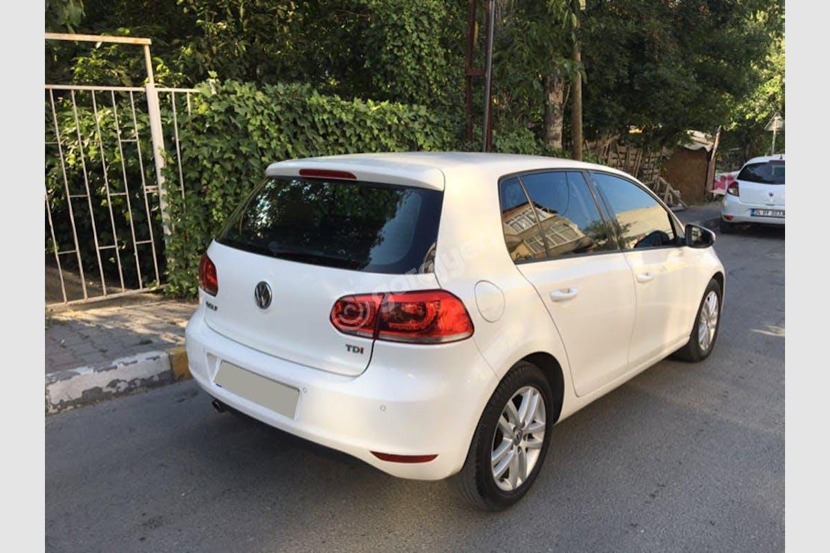 Volkswagen Golf Eyüp Kiralık Araç 4. Fotoğraf