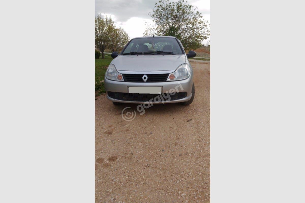Renault Symbol Merkez Kiralık Araç 1. Fotoğraf