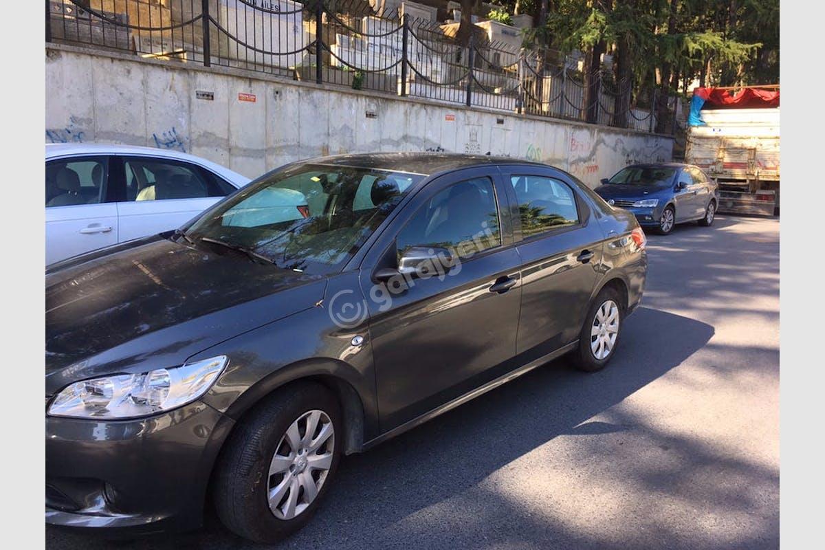 Peugeot 301 Bahçelievler Kiralık Araç 1. Fotoğraf