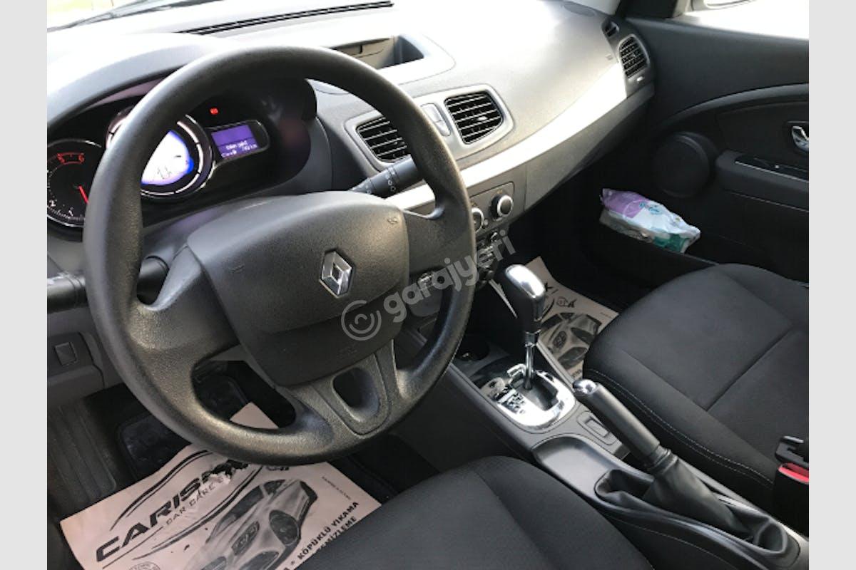 Renault Fluence Başakşehir Kiralık Araç 7. Fotoğraf