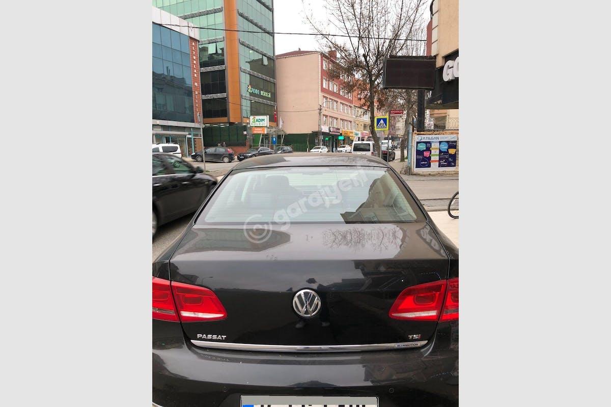 Volkswagen Passat Ümraniye Kiralık Araç 2. Fotoğraf