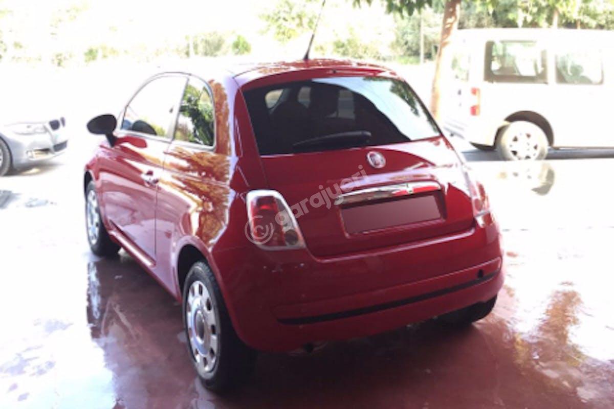 Fiat 500 Beşiktaş Kiralık Araç 2. Fotoğraf
