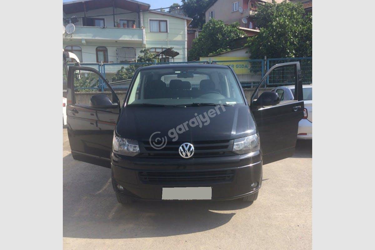 Volkswagen Transporter Sarıyer Kiralık Araç 1. Fotoğraf