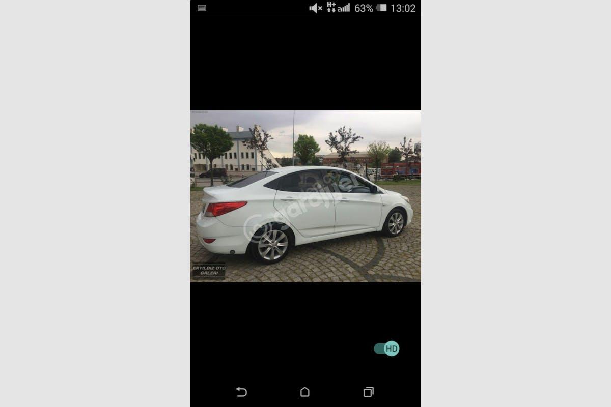 Hyundai Accent Blue Altındağ Kiralık Araç 2. Fotoğraf