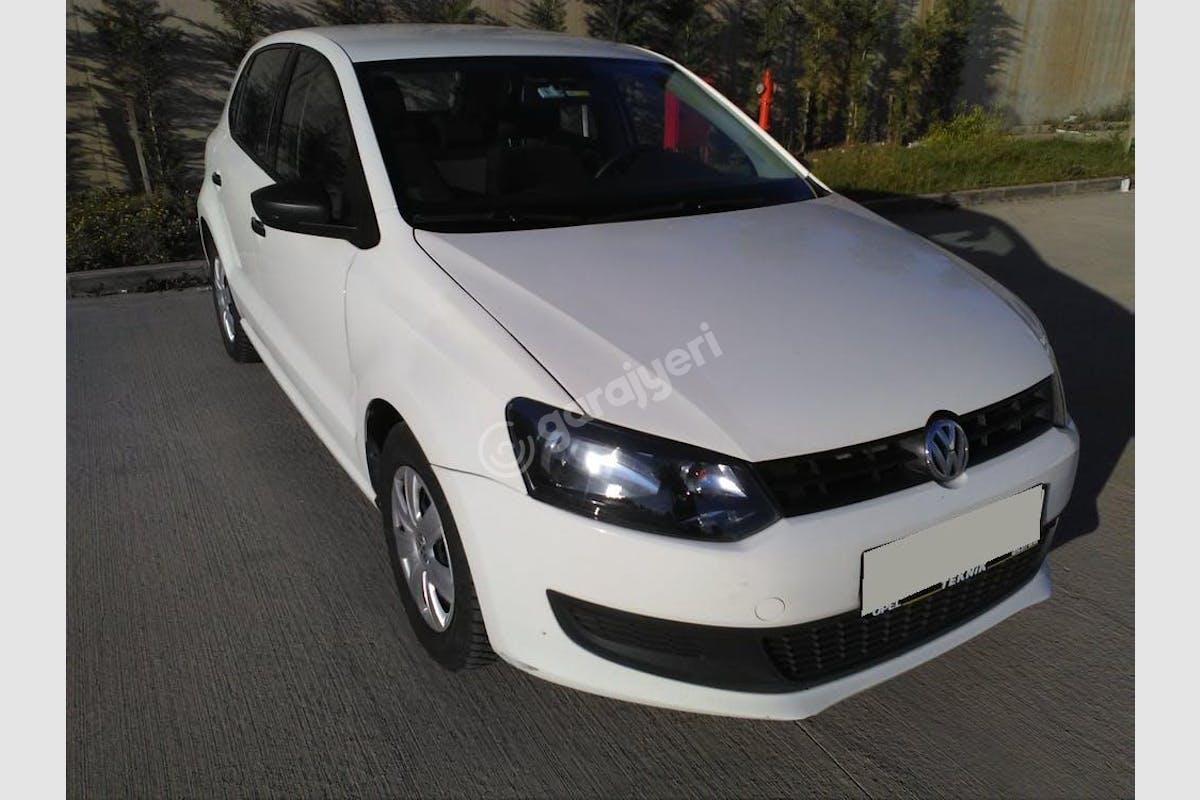 Volkswagen Polo Sancaktepe Kiralık Araç 7. Fotoğraf