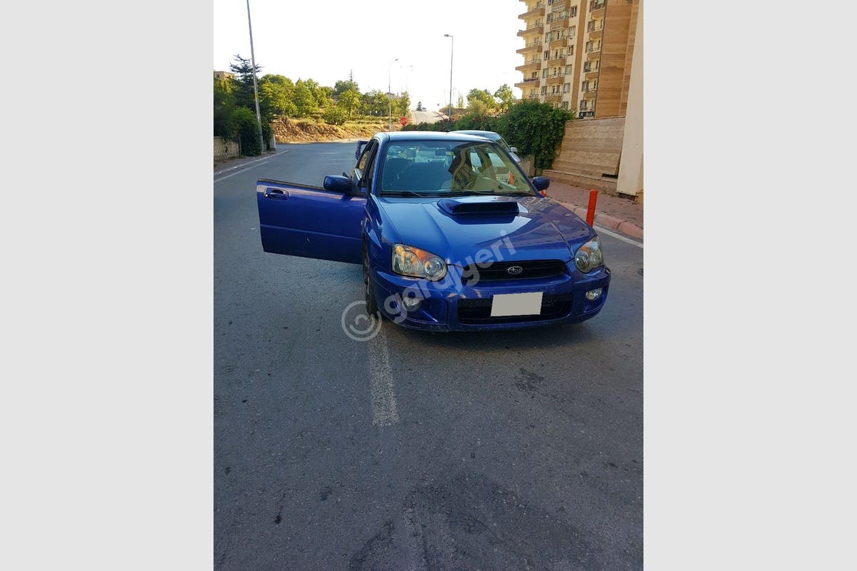 Subaru Impreza WRX Silivri Kiralık Araç 2. Fotoğraf