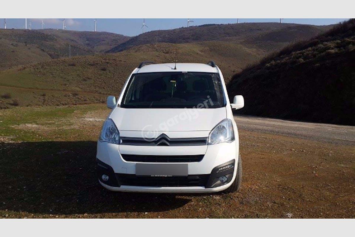 Citroën Berlingo Nilüfer Kiralık Araç 1. Fotoğraf