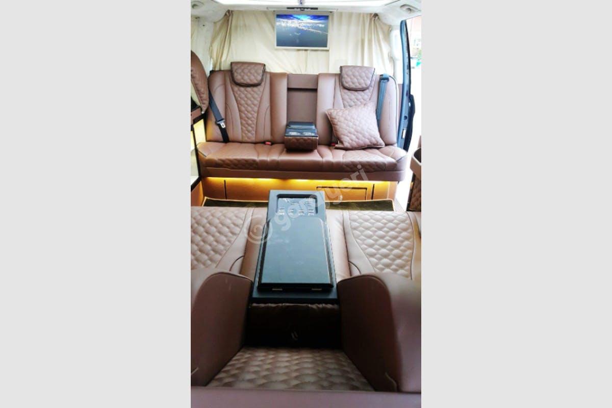 Mercedes - Benz Vito Küçükçekmece Kiralık Araç 3. Fotoğraf