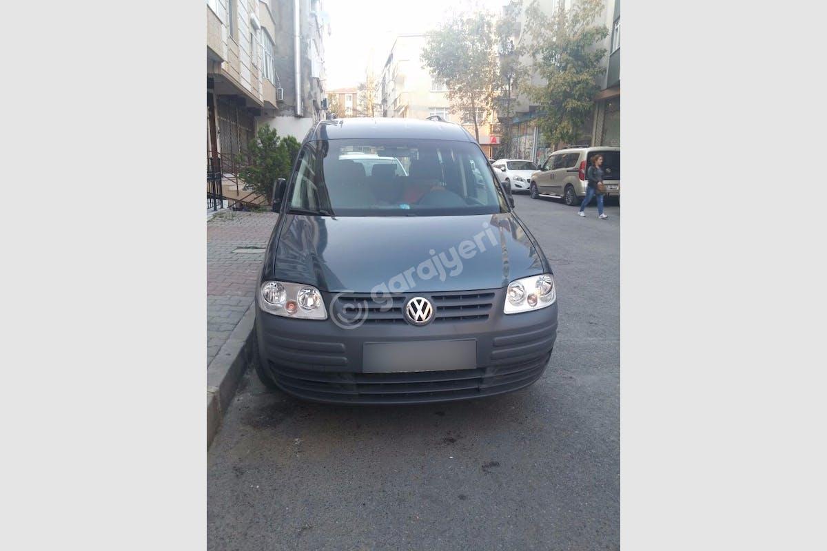 Volkswagen Caddy Gaziosmanpaşa Kiralık Araç 2. Fotoğraf