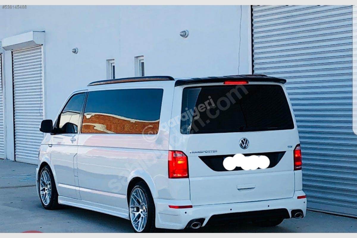 Volkswagen Transporter Maltepe Kiralık Araç 2. Fotoğraf