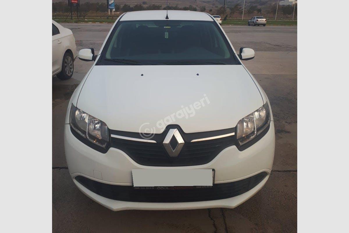 Renault Symbol Ataşehir Kiralık Araç 2. Fotoğraf