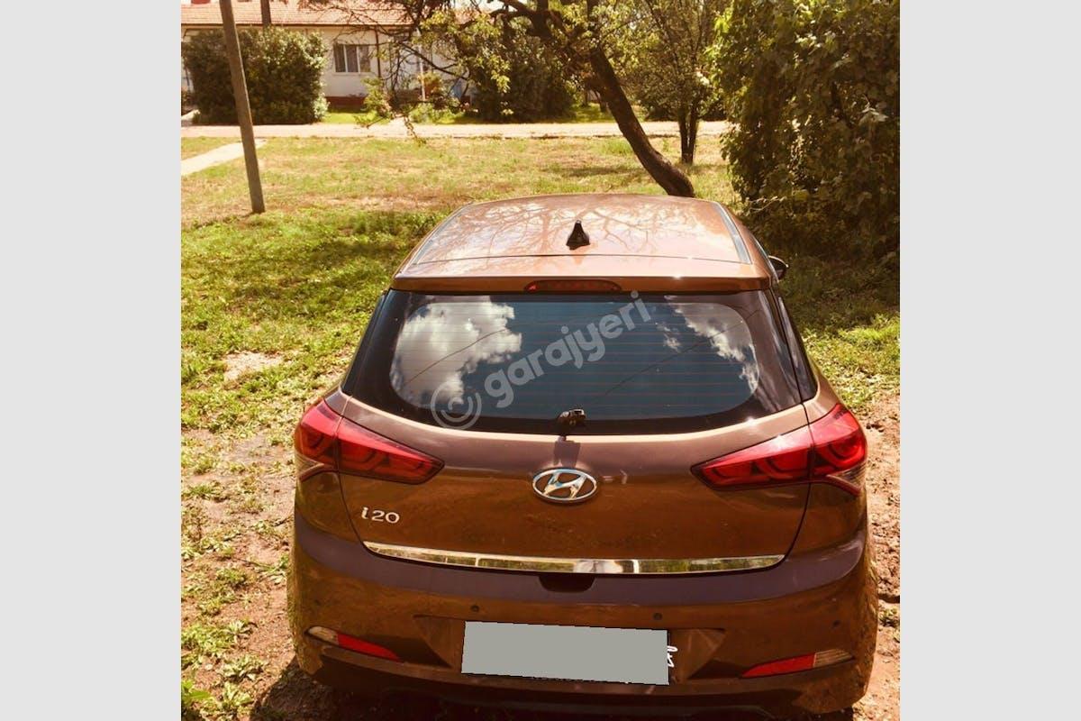 Hyundai i20 Sarayönü Kiralık Araç 2. Fotoğraf