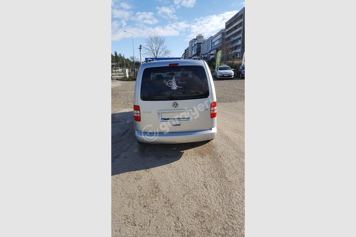 Volkswagen Caddy Nilüfer Kiralık Araç 3. Fotoğraf