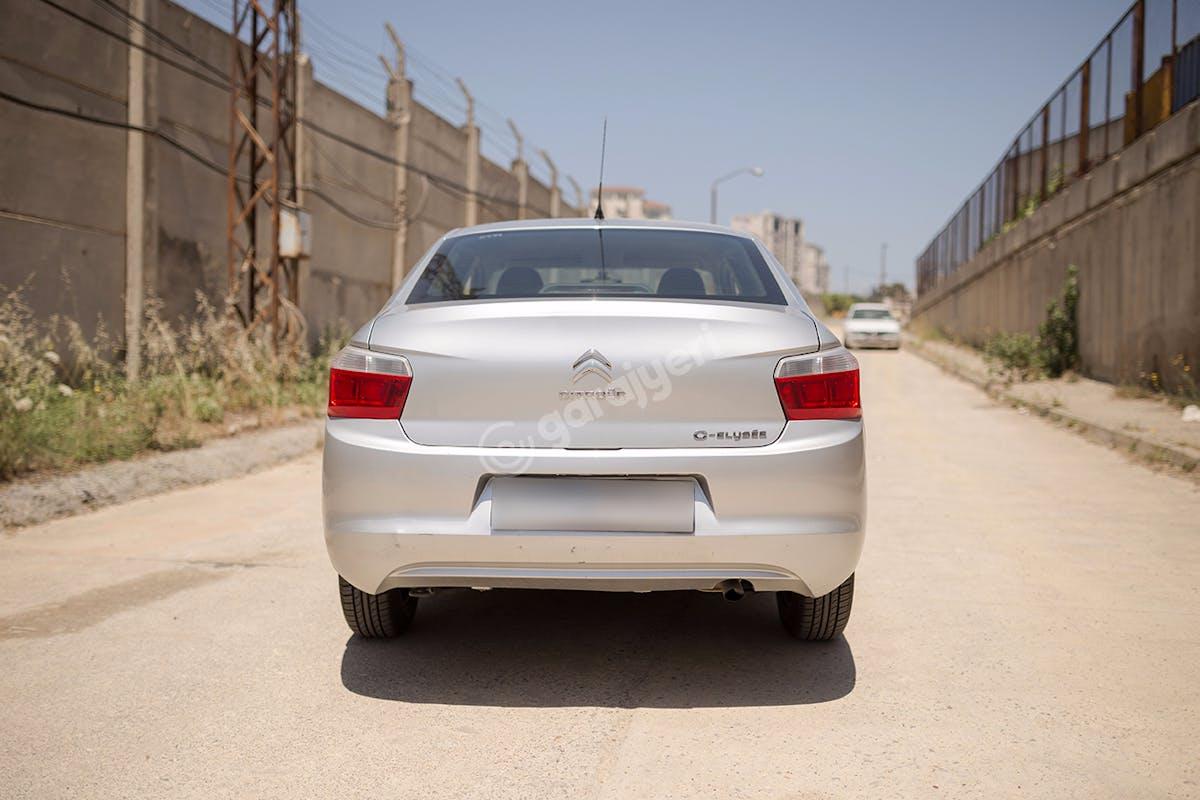 Citroën C-Elysee Ataşehir Kiralık Araç 6. Fotoğraf