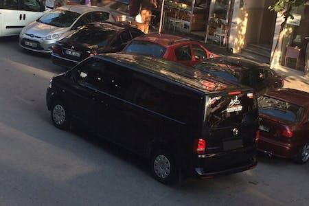 Kiralık Volkswagen Caravelle , İstanbul Bakırköy