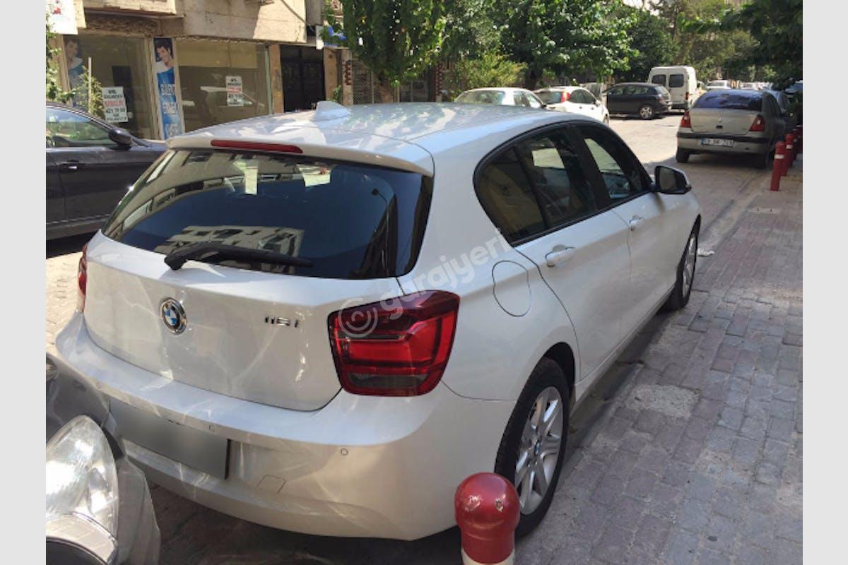 BMW 1 Konak Kiralık Araç 4. Fotoğraf