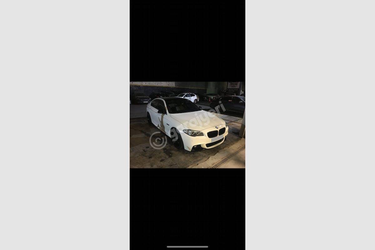BMW 5 Beşiktaş Kiralık Araç 1. Fotoğraf