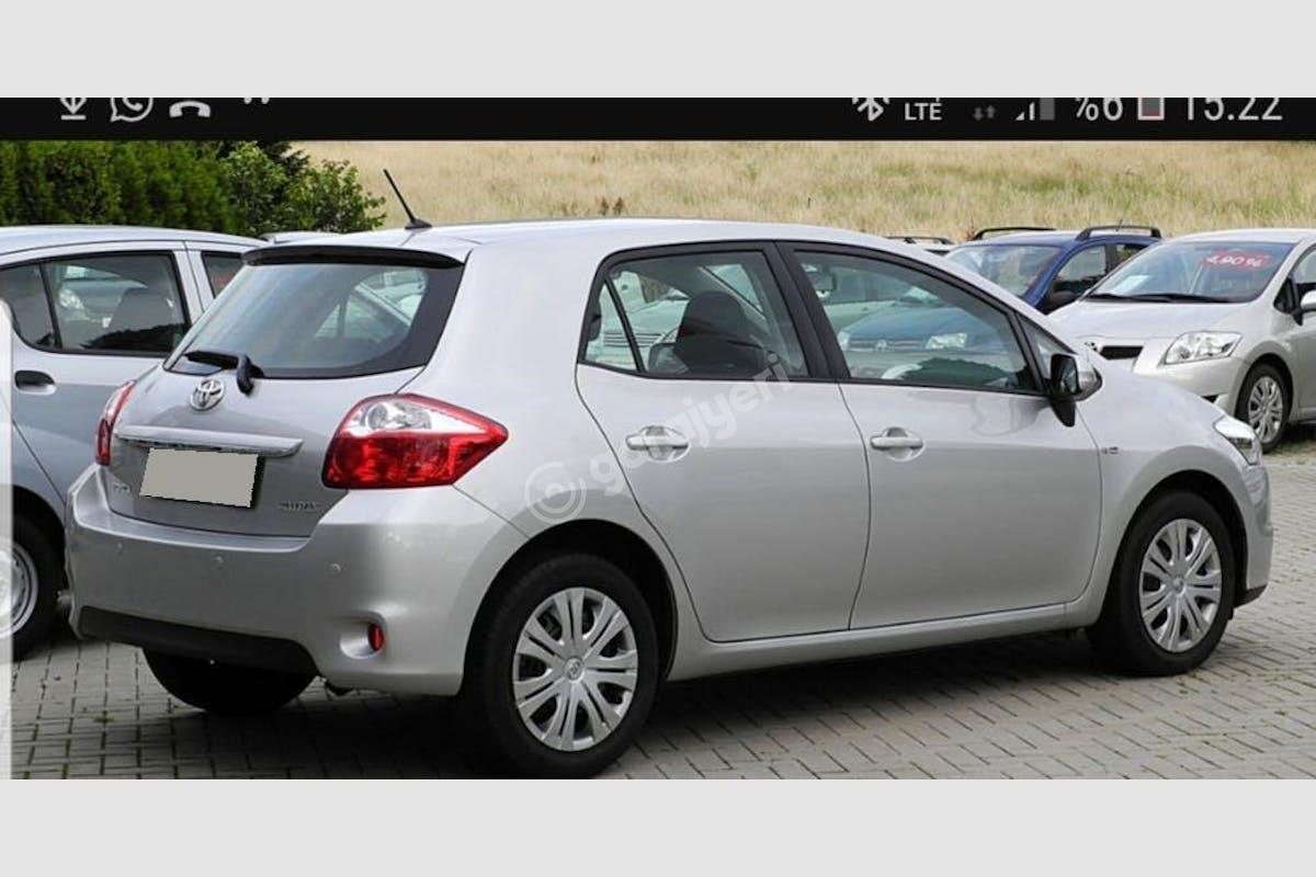 Toyota Auris Osmangazi Kiralık Araç 1. Fotoğraf
