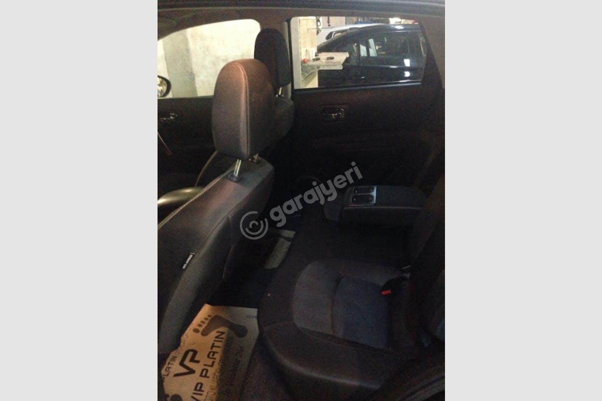 Nissan Qashqai Şişli Kiralık Araç 5. Fotoğraf