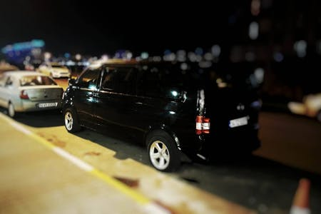 Volkswagen Caravelle İstanbul Ümraniye Kiralık Araç