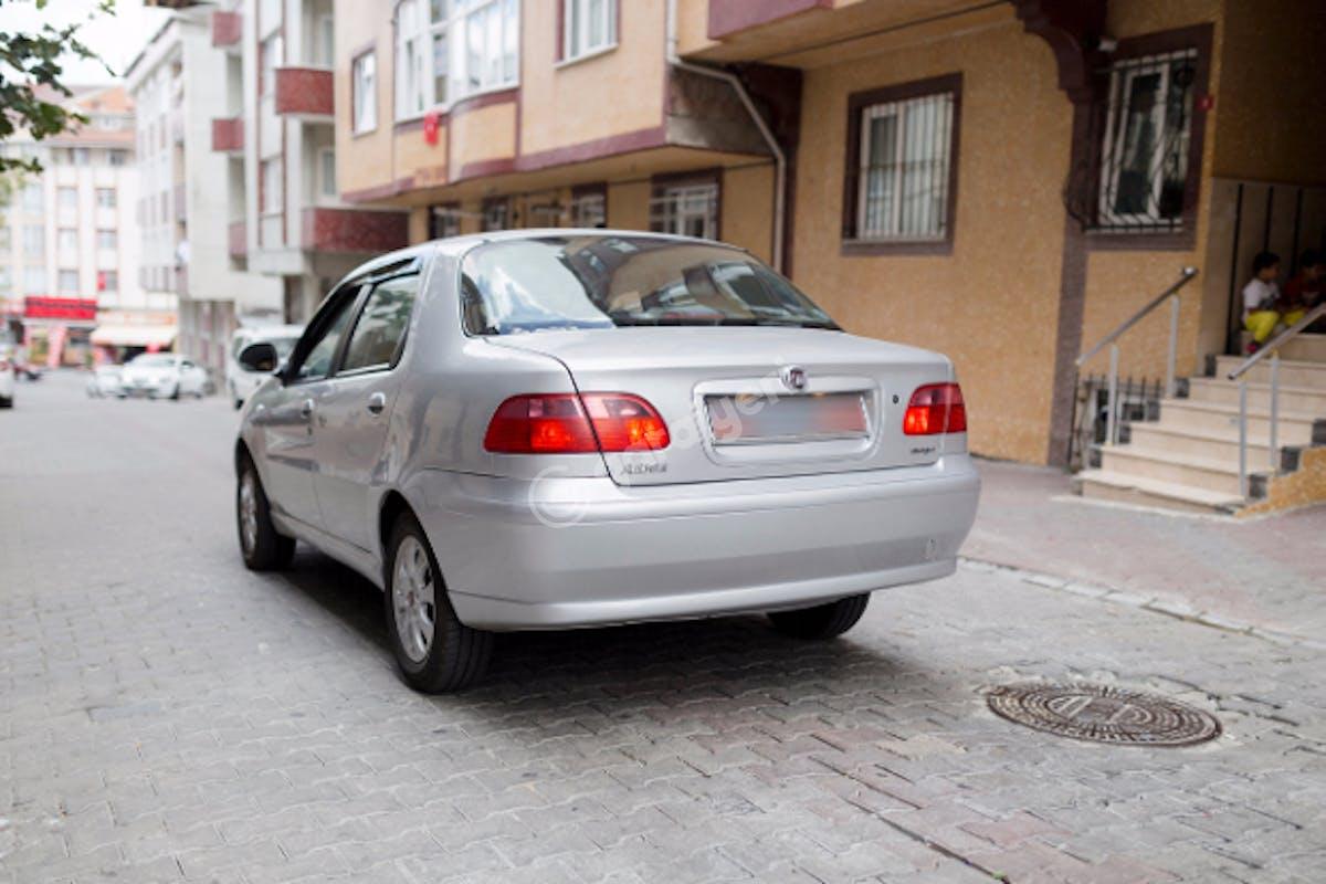 Fiat Albea Esenyurt Kiralık Araç 5. Fotoğraf