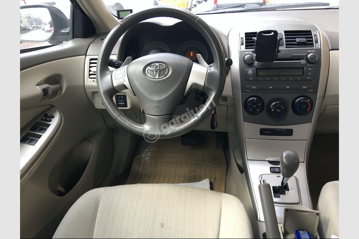 Toyota Corolla Başakşehir Kiralık Araç 8. Fotoğraf