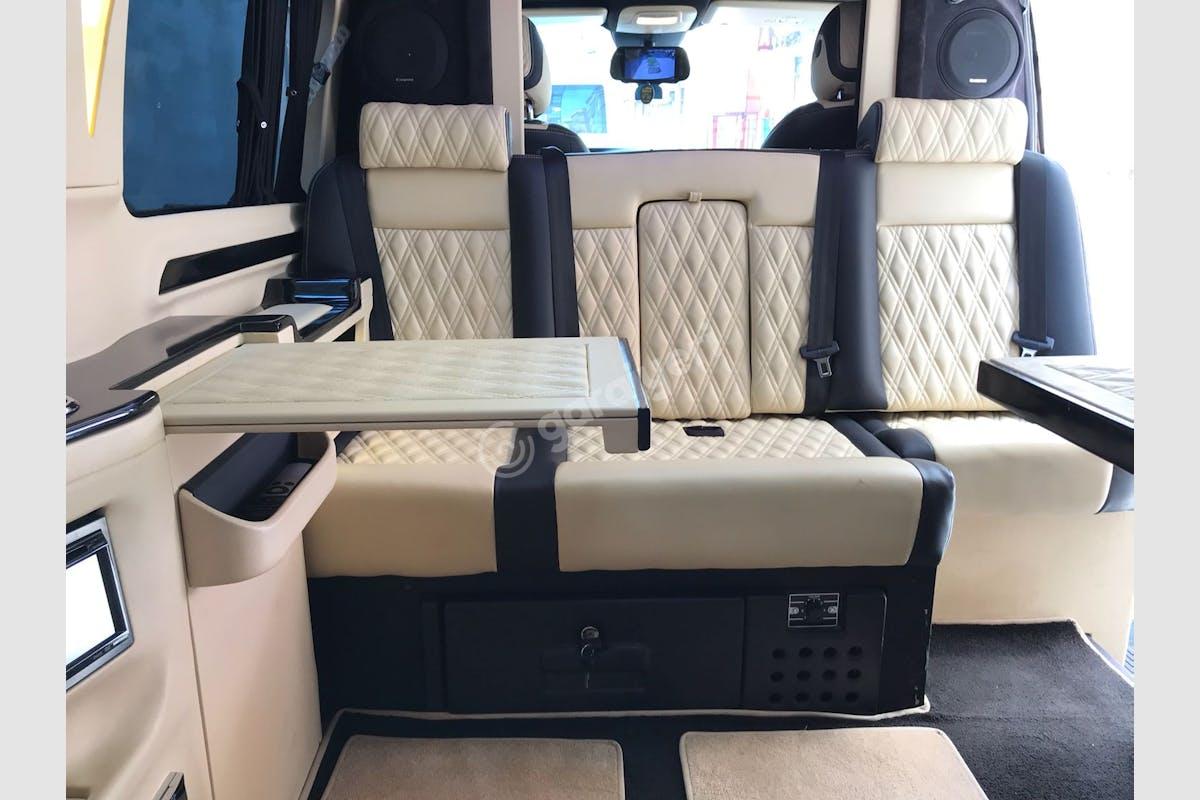 Mercedes - Benz Vito Bayrampaşa Kiralık Araç 6. Fotoğraf